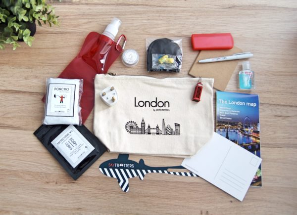 Pack Londres - Contenu pack - fiche produits
