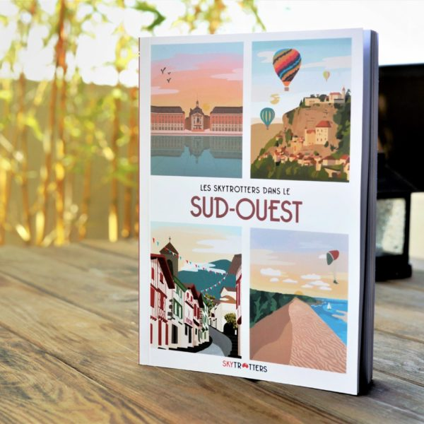 Guide Sud-Ouest - 1e de couverture - produit