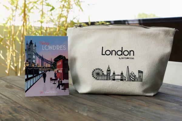 Pack Londres - présentation - fiche produits