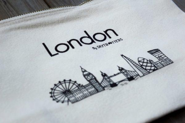 Pack Londres - Trousse - fiche produits