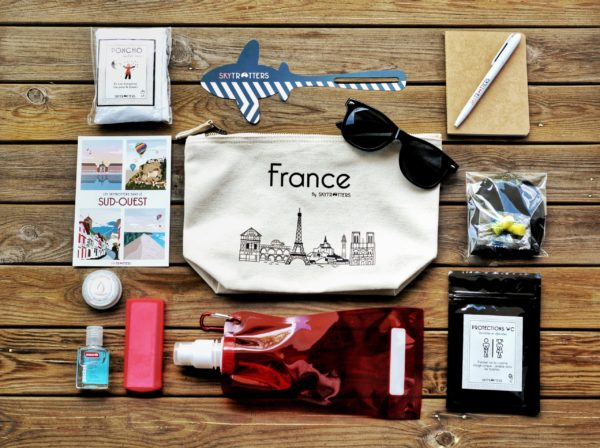 Pack France - contenu du pack - fiche produit