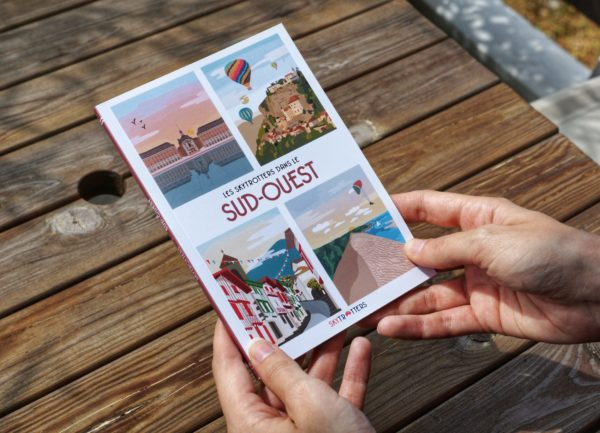 Guide Sud-Ouest - 1e de couverture - fiche produit