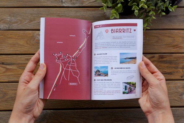 Guide Sud-Ouest - Exemple page intérieure 3 - Fiche produit
