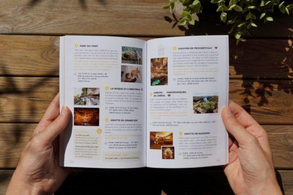Guide Sud-Ouest - Exemple page intérieure 5 - Fiche produit
