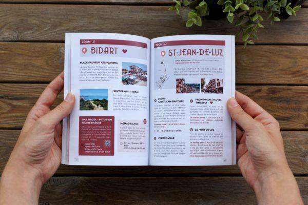 Guide Sud-Ouest - Exemple page intérieure 6 - Fiche produit