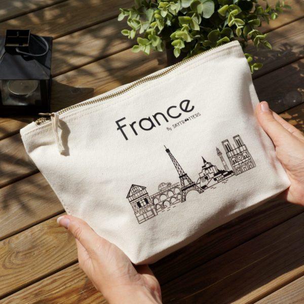 Pack France - Trousse - fiche produits