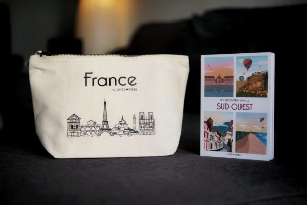 Pack trousse + guide France
