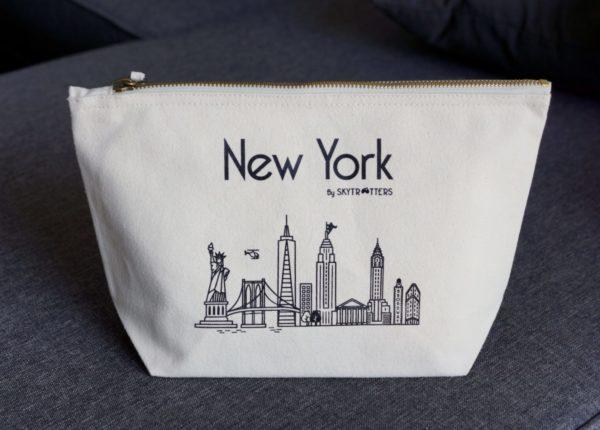 Pack de voyage New York Skytrotters