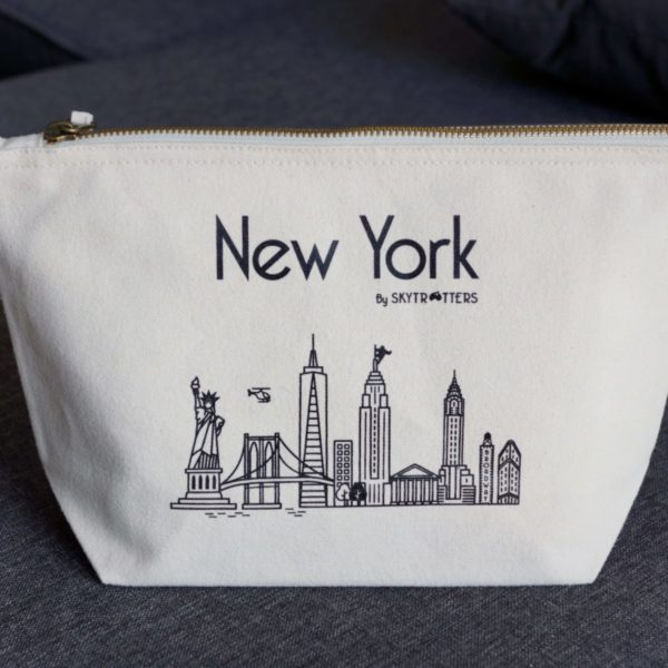 Pack de voyage New York Skytrotters